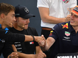 "Verstappen urges Russell to ""enjoy night and day"" difference between Mercedes and Williams"