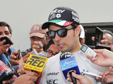 Sergio Perez dumps sponsor over Twitter after Trump/Mexico tweet