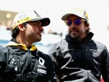 Sainz will ask Alonso for McLaren advice