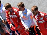 Sebastian Vettel impressed with Max Verstappen's swift apology after China clash