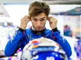 Gasly caught in his underwear during Red Bull call