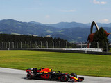 Verstappen sets FP2 pace as teams eye Saturday wash-out