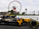Palmer joins Alonso with sizeable grid drop