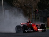 Raikkonen gives Ferrari top spot as first F1 test ends