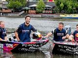 Video: A Melbourne Dinghy Dash with Daniel Ricciardo and Max Verstappen