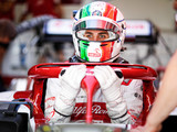 Giovinazzi 'thoroughly deserves' new Alfa Romeo deal
