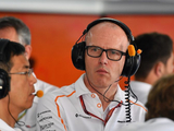Roberts appointed as acting team principal with Williams