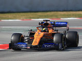 Lando Norris happy with testing but knows there is still a lot to work on