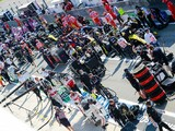 "Norris critical of ""stupid"" F1 red flag tyre change rule"