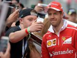 Sebastian Vettel downplays prospect of hostile Silverstone crowd