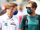 Vettel now a mentor for his hero Schumacher's son Mick