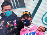 Perez can offer Honda 'interesting' Mercedes insight
