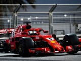 Sebastian Vettel content with second row start after 'giving it everything'