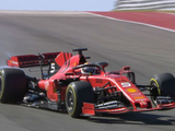 Vettel OUT of US GP after dramatic suspension failure