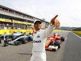 Belgian GP qualifying: Hamilton equals Schumacher's F1 pole record