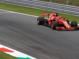 Vettel Leads Final Practice at Monza By 0.081 Seconds Ahead of Hamilton