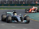 Australian GP: Race notes - Mercedes