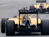 Palmer happier with Renault handling