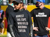 No formal investigation into Hamilton T-shirt