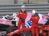 Ecclestone helped Vettel seal Aston Martin move