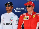 Kimi Raikkonen 'just messed up' in Lewis Hamilton collision - Nico Rosberg