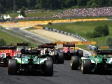 Fernandes sparks new rumours of Caterham sale