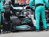 'Could you imagine the tyre failed on the last lap?'
