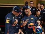 Ricciardo expected worse relationship with Verstappen as team-mates