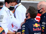"Horner ""teasing"" is 'part of the F1 game' - Wolff"