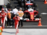 Vettel: Ferrari had raw pace for podium