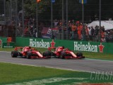 Vettel sees no reason for team orders at Ferrari