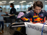 Japanese star Tsunoda earns AlphaTauri Imola test