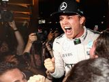 Nico Rosberg: 'Special' to beat Lewis Hamilton to the title