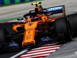 Stoffel Vandoorne relieved with 'back to normal' McLaren MCL33