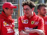 Binotto to stand down as Ferrari technical director – report
