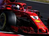 Sebastian Vettel leads close morning session as second F1 test begins