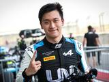 Alonso wants to see Zhou 'in Formula 1 soon'