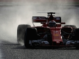 Raikkonen leads the way on final day