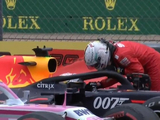 Vettel apologises to Verstappen after British GP collision