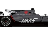Haas unveil new livery
