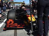 Verstappen handed new chassis ahead of FP3