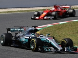 Race: Hamilton gets the better of Vettel in Spain