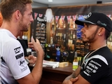Button tipped to return 'like duck to water'