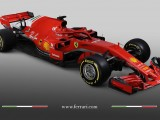 Ferrari uncovers new SF71H at Maranello