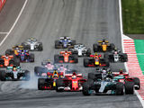Bottas fends off Vettel to win Austrian GP