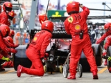 'Ferrari are on the way back up to the top'