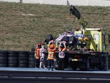 Force India F1 team fined for Perez's wheel falling off in practice