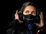 Claire Williams given special parting gift