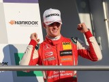 Mercedes tip Schumacher for top after F3 title win