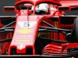 P3: Vettel ahead of Hamilton
